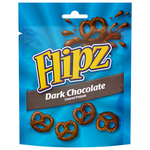 Flipz dark chocolate covered pretzels zakje 100 gr