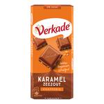 Verkade tablet karamel zeezout 111 gr