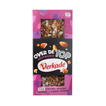 Verkade over de top puur karamel-zeezout amandel & cookie crunch 120 gr