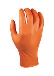 M-safe nitril grippaz handschoen 246OR maat 7 S
