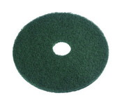 Vloerpad groen 16 inch 406 mm 5 stuks