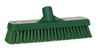 Vikan vloerschrobber hard groen 30cm