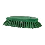 Vikan werkborstel hard groen 20 cm