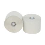 Toiletpapier met dop RN 1 lgs 36x150mtr