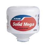 Ecolab solid mega vaatwas middelhardwater 4.5 kg