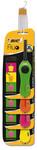 Bic megalighter u140 fluo clipstrip
