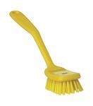Vikan afwasborstel geel zacht