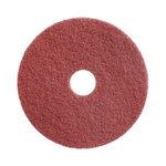 Twisterpad red rood 17 inch  2 stuks