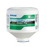 Ecolab solid clean ecologisch vaatwasmiddel 4x4.5 kg