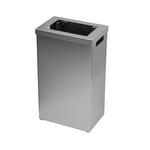 Sanfer afvalbak 22 liter rvs