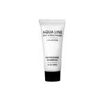 Aqualine classic shampoo white 30 ml