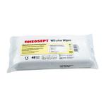 Rheosept desinfectiewipes wd plus wipes maxi 30x27 cm 6x48stuks