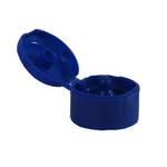Flip top cap blu titled 12 stuks