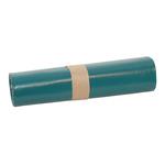 Afvalzak ldpe blauw T70 65/20x125 10 rollen a 10 zakken