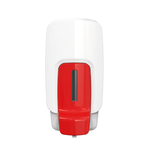 FoOom desinfectie dispenser rood 1 liter
