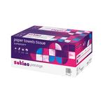 Satino prestige papieren handdoekje 3 laags supersoft tissue W-vouw 22 x 23 cmPT3-compatibel