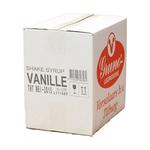 Gruno shakesiroop vanille 5 liter