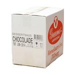 Gruno dessertsaus chocolade 990 ml