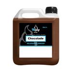 NJOY shakesiroop chocolade 2 liter
