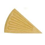 World Cones gesuikerde waaier F10 250 stuks