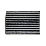 Excentr hard micro fiber white - black (30-