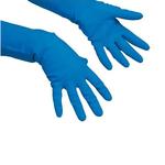 Vileda handschoen multipurpose blauw L per paar