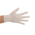 Handschoen nitril wit ongepoederd M a 100