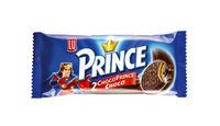 Lu choco prince duo vanille blauw 57 gr