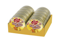 Sweet originals fruitmix bonbons blikje 200 gr