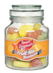 Mix fruit candies pot 300 gr