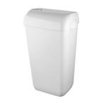 Euro pearl white afvalbak 23 liter