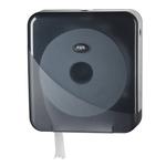 Euro pearl black jumbo toiletroldispenser maxi