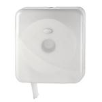 Euro pearl white jumbo toiletroldispenser maxi