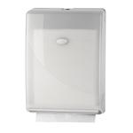 Euro pearl white handdoekdispenser multifold c-fol
