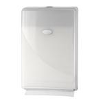 Euro pearl white handdoekdispenser slimfold