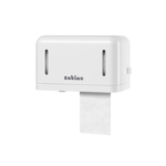Satino MT1 toiletroldispenser wit