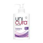 Unicura handsoap balance met pomp 6x250 ml