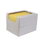 Wecoline reinigingsdoek geel 135 gr/m2