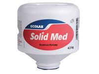 Ecolab solid med vaatwasmiddel speciaal tegen koffie- en theeaanslag voor middelhard water 4.5 kg