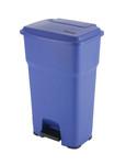 Hera pedaalemmer blauw 85 liter