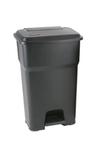 Hera pedaalemmer zwart 85 liter