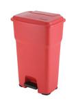 Hera pedaalemmer rood 85 liter