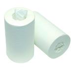 Euro mini poetsrol cellulose zonder koker 12x120 meter
