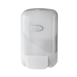 Euro pearl white foam dispenser tbv toilet seat. foam soap 400 ml