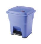 Hera pedaalemmer blauw 35 liter