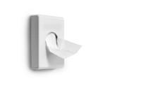 Satino hygienezakjes dispenser wit 100x25x135 mm