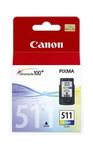 CL511 CANON MP240 INK COLOR ST 2972B001 No.511 9ml