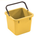 Numatic emmer geel 5 liter