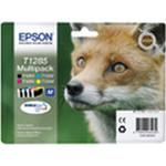 C13T12854010 EPSON BX305F TINTE (4) CMYK 710Seiten