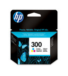 CC643EE HP DJD2560 INK COLOR ST HP300 4ml 165pages